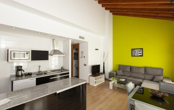 Apartamento Vista Ciudad